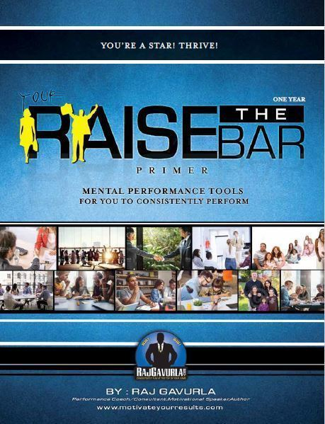 business your raise the bar one year