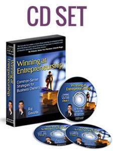 Winning at Entrepreneurship Audio Book by Raj Gavurla