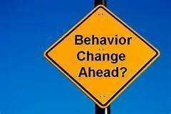behavior change ahead