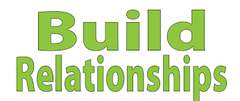 build relationships